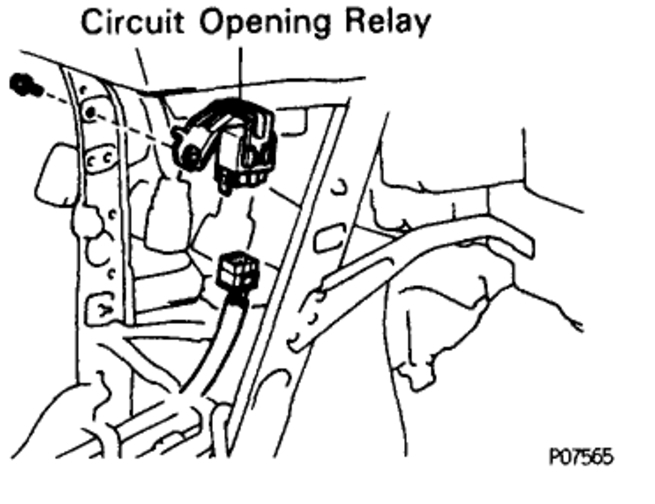 2005 Corolla Fuel Injection Wiring Diagram