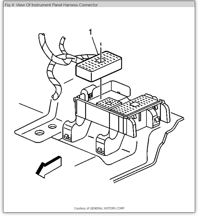 how do you replace the under hood fuse box