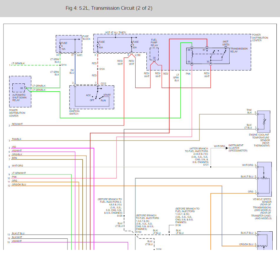 46rh Wiring Diagram - List of Wiring Diagrams on
