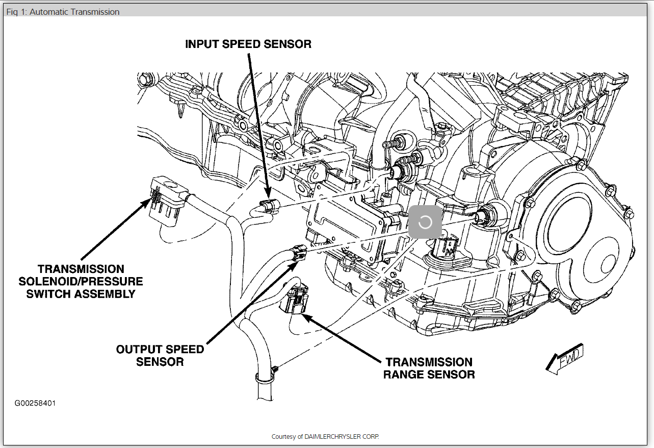 2005 grand caravan ext emission hose diagram