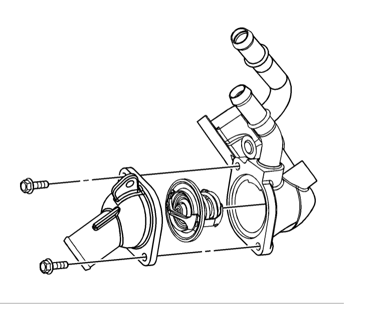 wiring coolant temperature sensor: engine cooling problem 4 cyl front      on engine fan 2010 chevrolet cobalt