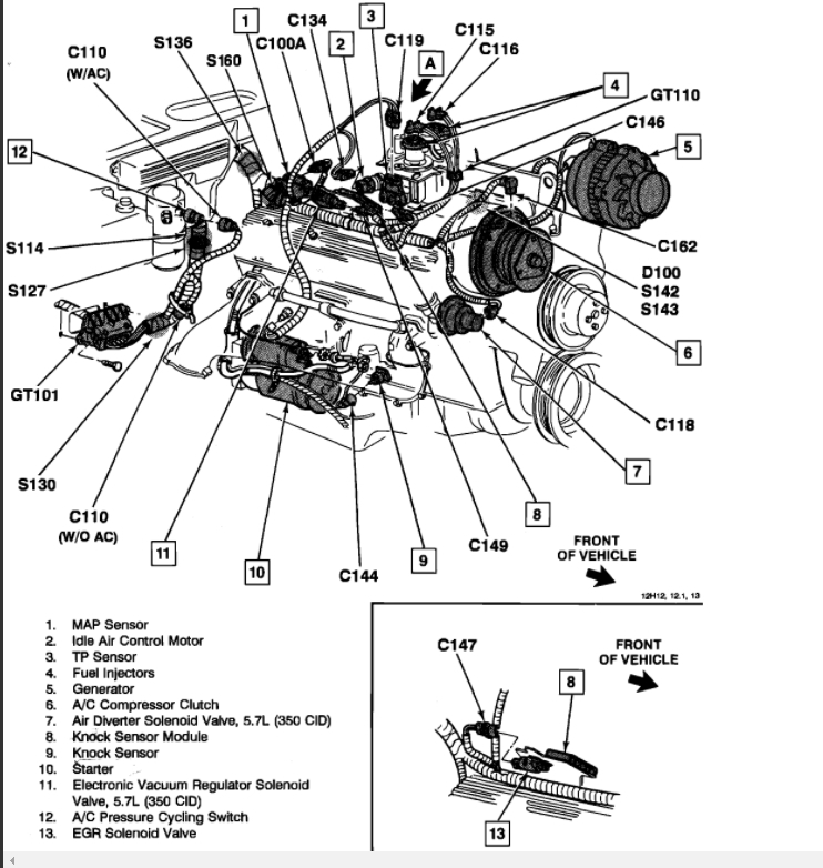 electronic spark control module location everyone i have talked Stepper Motor Diagram electronic spark control module location tiny getabiggerhammer member; 1993 gmc suburban
