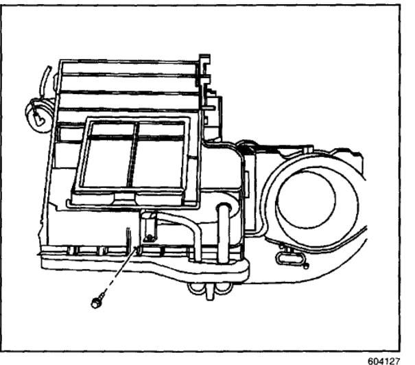 2004 Cavalier Heater Vacuum Diagram