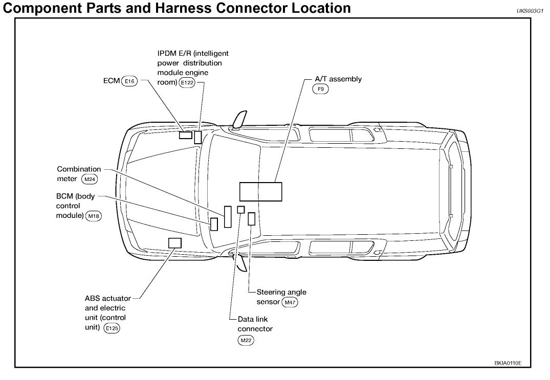 U1000 Code: I Have a 2005 Nissan Pathfinder SE and My Engine