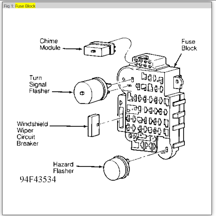 No Fuel Injector Pulse  4 0 1994 Jeep Cherokee No Fuel