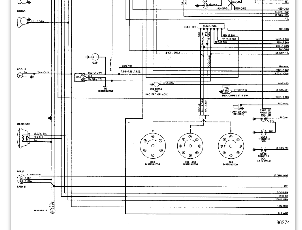 Headlight Switch Wiring Diagrams Electrical Problem After Driving 2006 Ford F 250 Diagram Customer Access Thumb