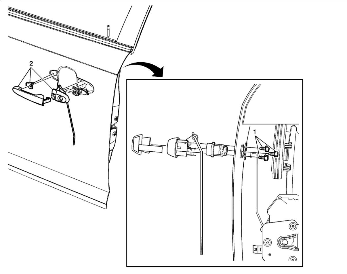 32 Chevy Cobalt Door Lock Diagram