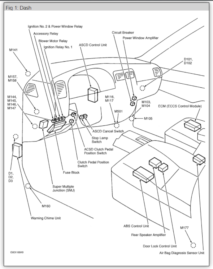 97 nissan pickup ac wiring diagram