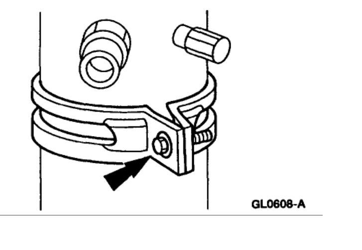 Location Of Low Side Charging Port Air Conditioning Problem V8