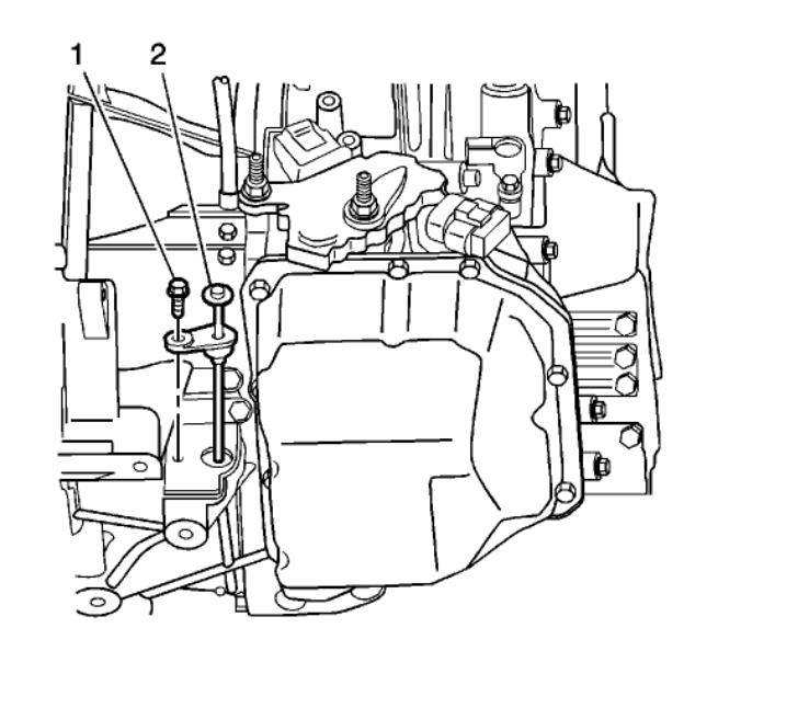 2005 Chevy Transmission Diagram