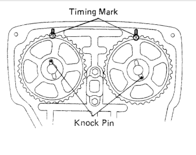 pictures of a 1991 toyota corolla efi engine diagram timing belt diagram please: how do you set timing in a 5a ... #3