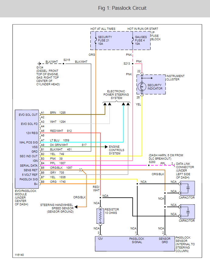 Passkey Wiring Diagram 3 | Wiring Diagram