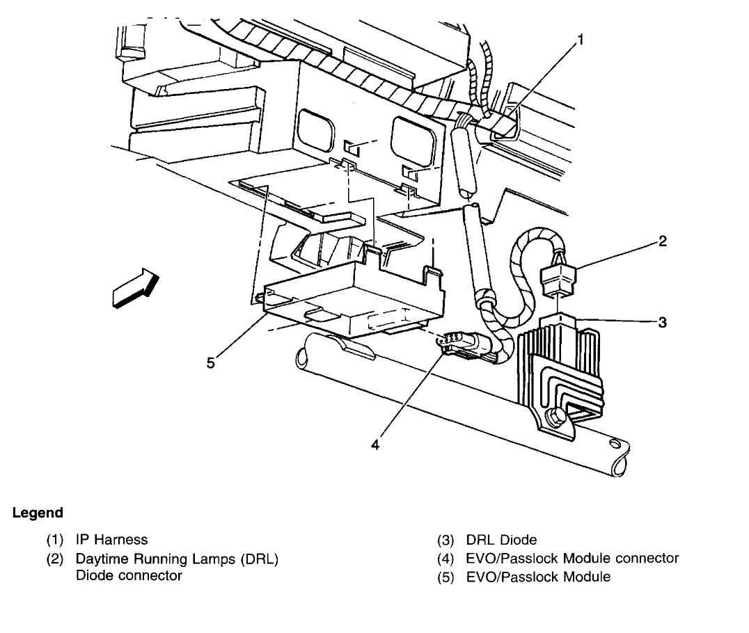 1998 chevy s10 passlock wiring diagram
