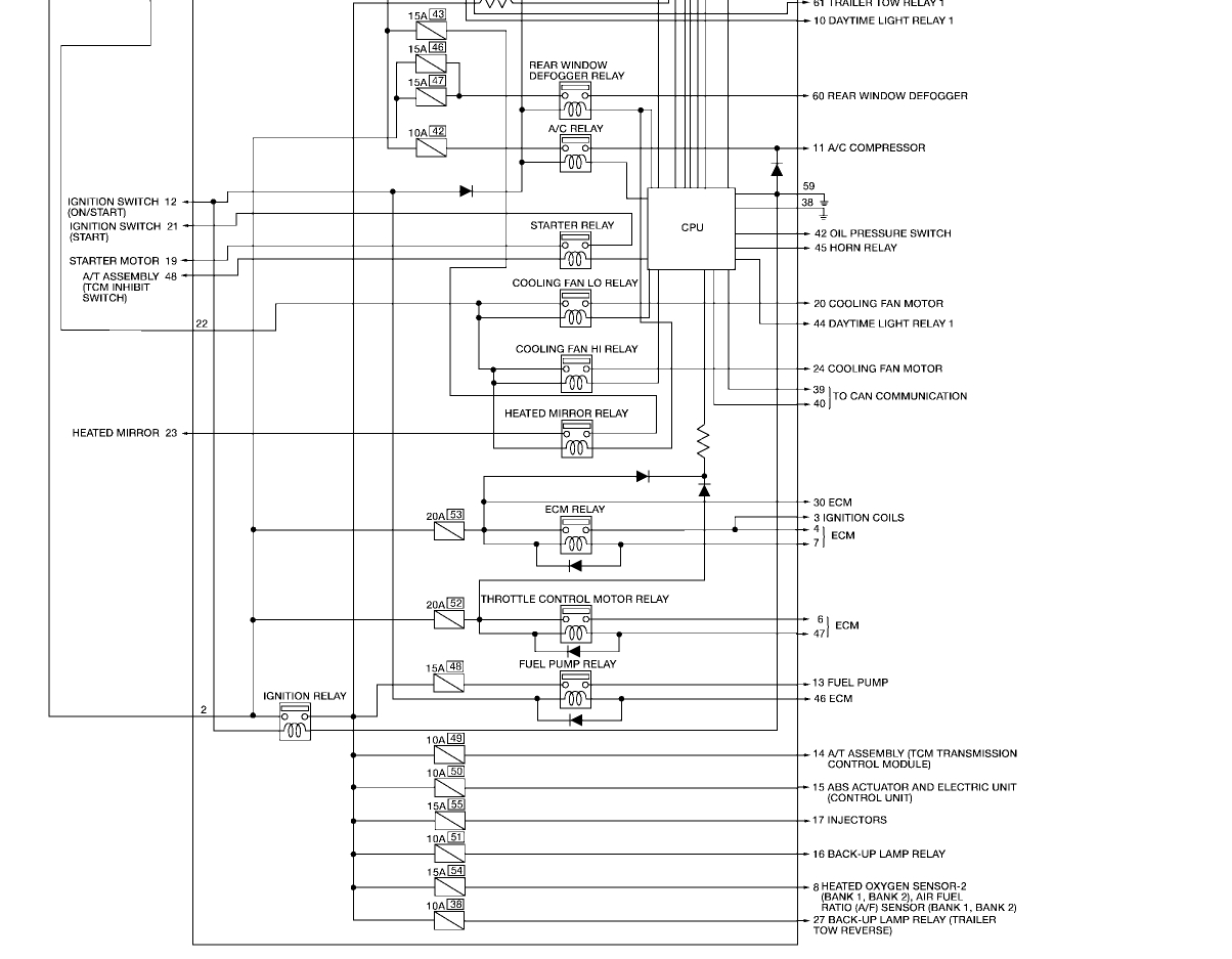 Cranks But Will Not Start Intermittently I Have A Se With 245000 Nissan V6 3000 Engine Diagram Thumb
