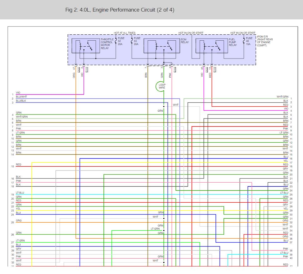 WRG-8908] 01 Pathfinder Engine Diagram Coolant on