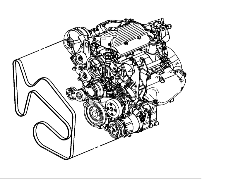 Serpentine Belt Diagram Please  I Have The Ss Model With A