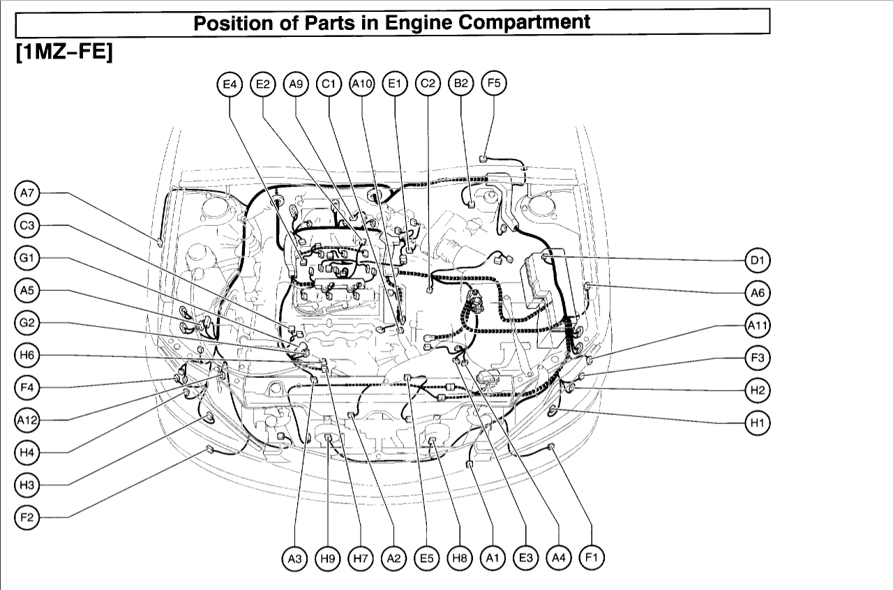 volvo s40 serpentine belt diagram