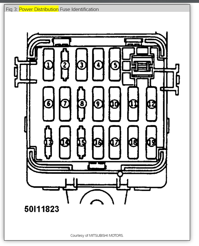 where is the fuel pump relay location 1994 mustang fuse diagram