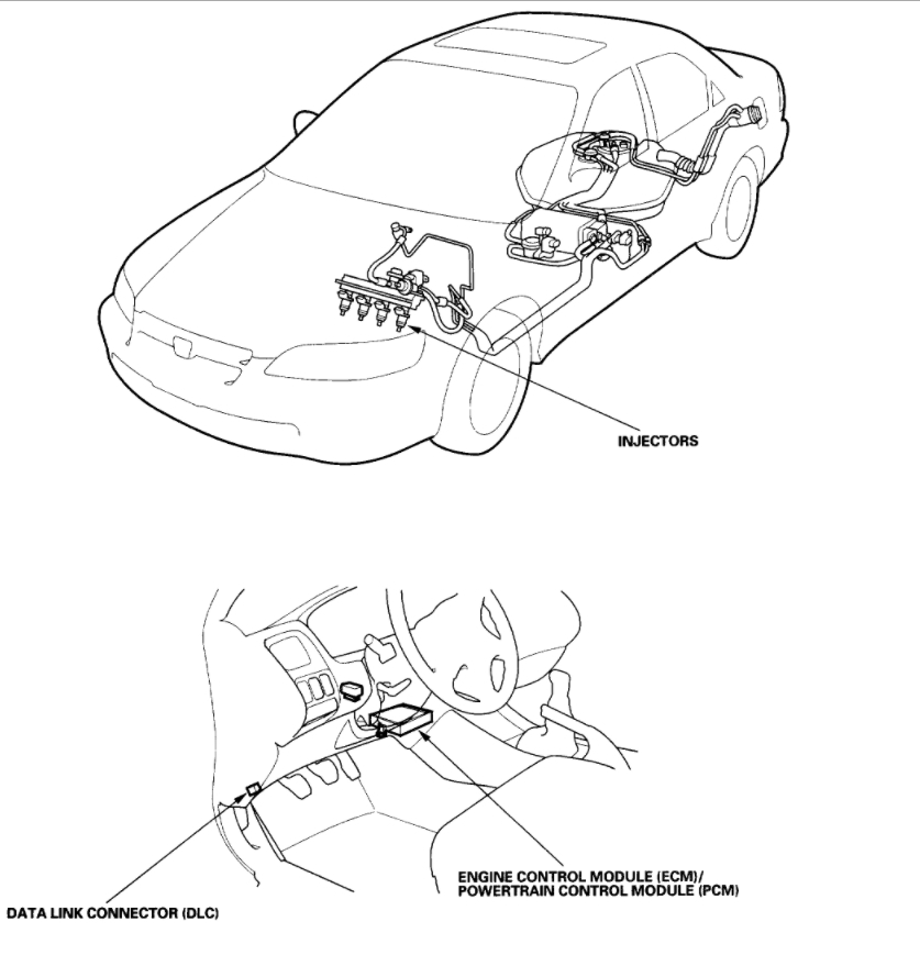 2010 honda accord console diagram