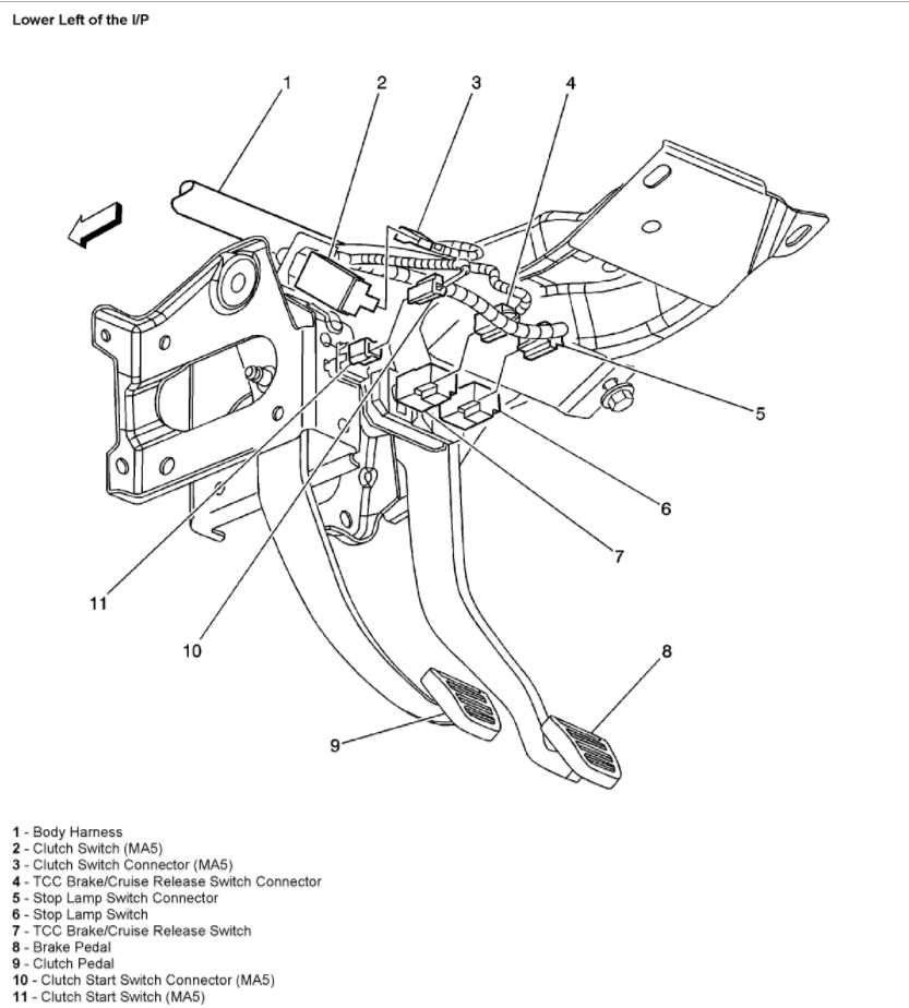 2007 colorado wiring diagrams