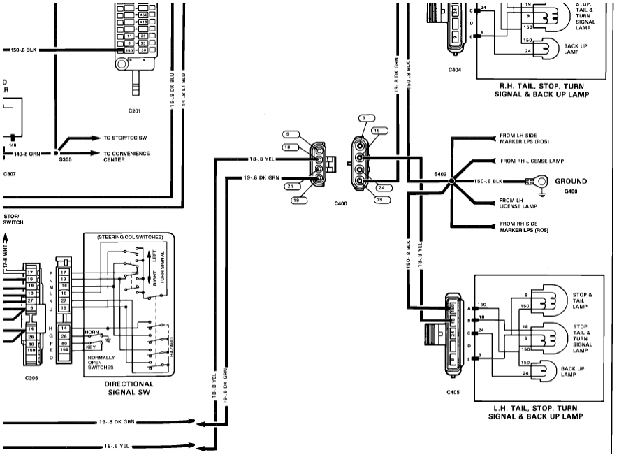 llv wiring diagram 88