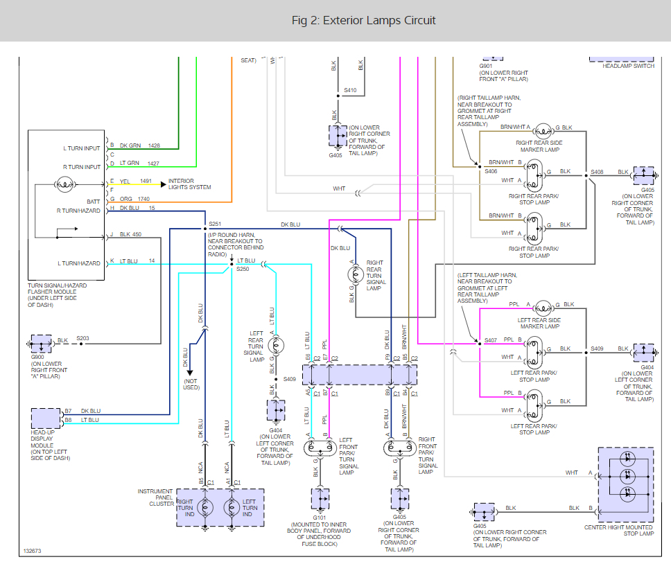 Right Turn Signal Not Working My Doesn39 Circuit Diagram Of Twilight Blinker Thumb