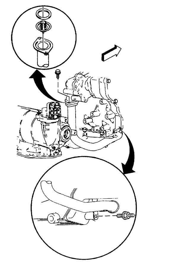 Alero Engine Diagram