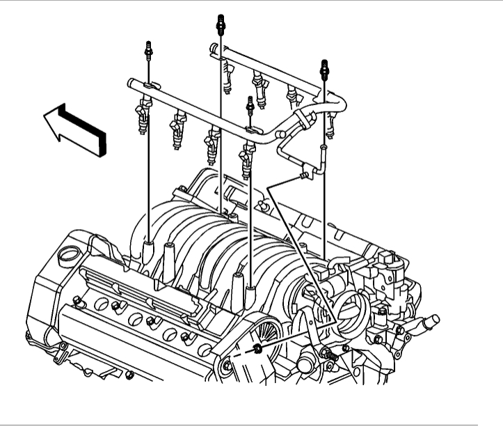 2006 Cadillac Dts Engine