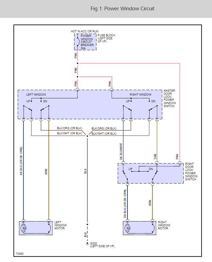 Gmc Sierra Power Window Wiring Diagram 1988 - Collection ...