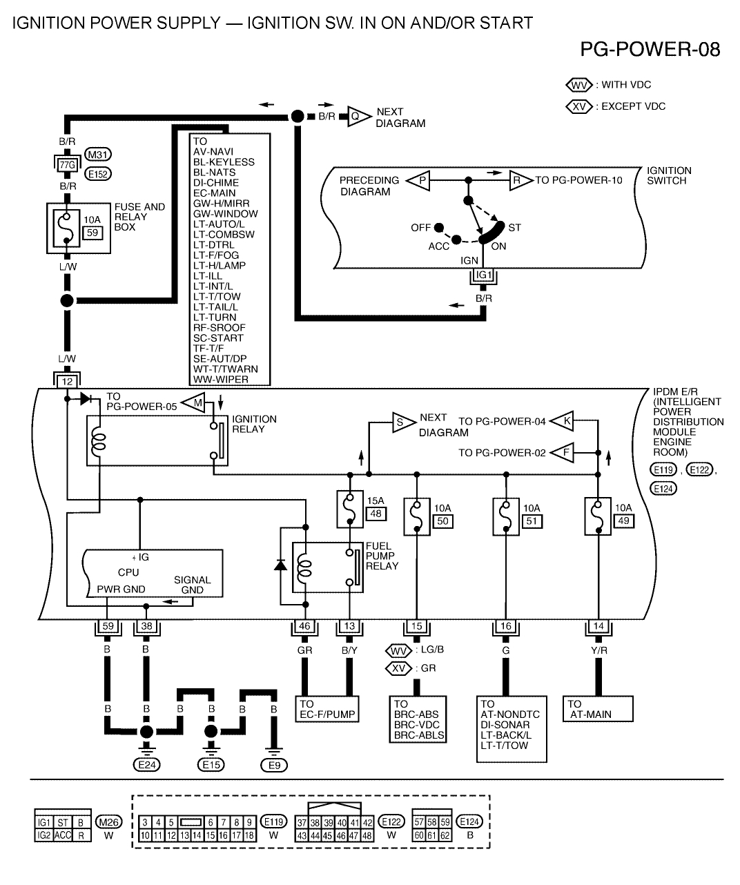 5 pin relay wiring diagram fuel pump