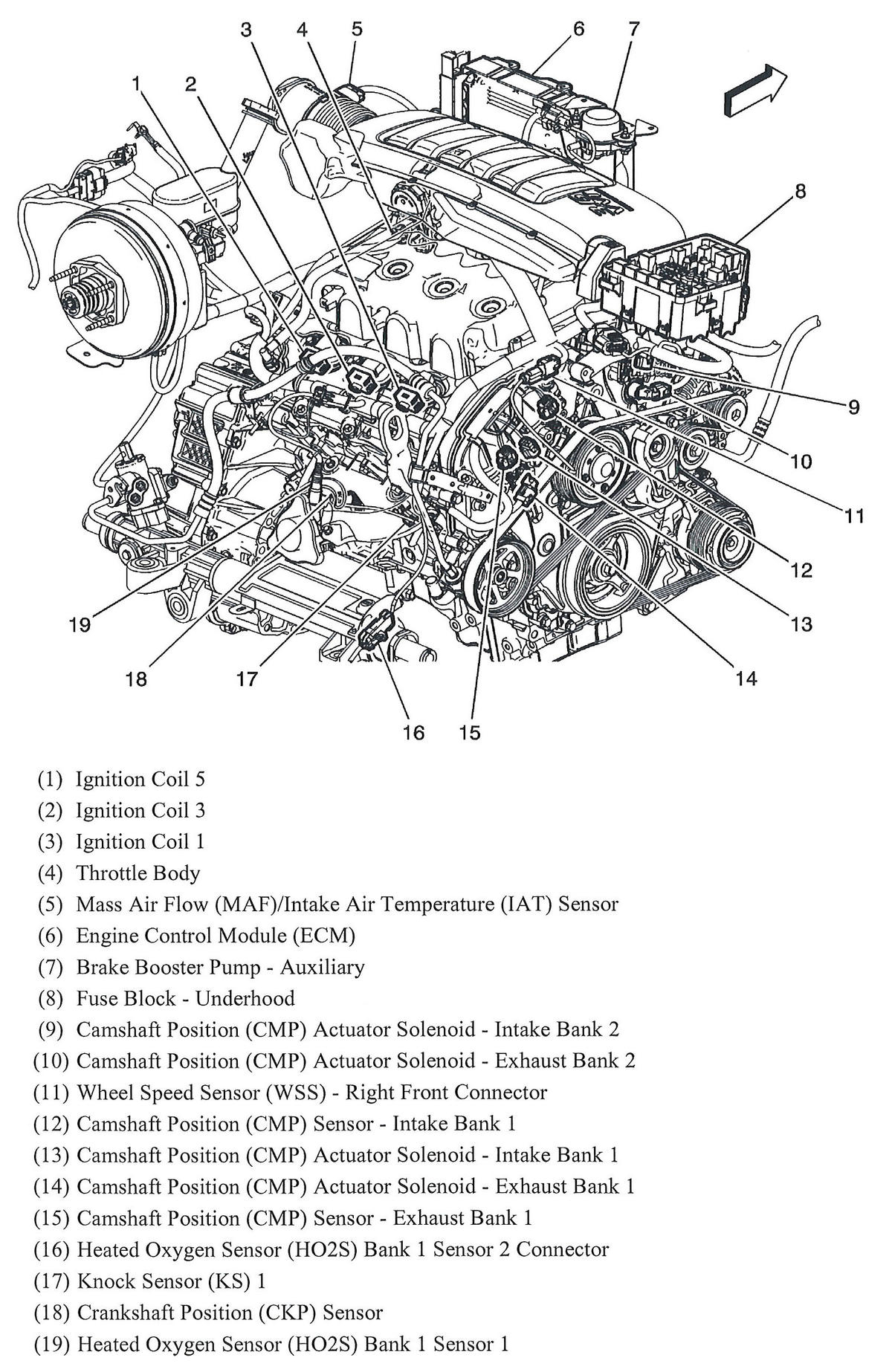 code p0018  crankshaft position  camshaft position