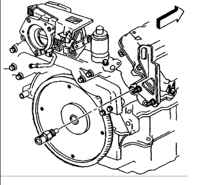 Cadillac Northstar Engine Diagram Coolant Temp Get Free Image About