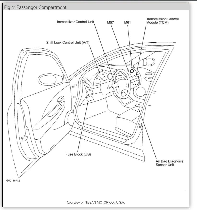 nissan immobilizer wiring schematic