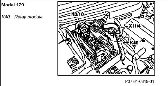 K40 relay e320 | Mercedes k40 relay functions. 2019-03-14 on jvc wiring diagram, pioneer wiring diagram, n20 wiring diagram, k30 wiring diagram, m50 wiring diagram, sony wiring diagram, alpine wiring diagram, kicker wiring diagram, x50 wiring diagram, t12 wiring diagram, kenwood wiring diagram, audiovox wiring diagram, viper wiring diagram, k10 wiring diagram,