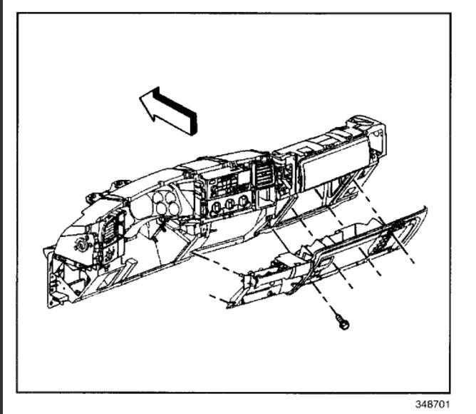heater core removal heater problem v8 four wheel drive automaticDiagram Http Www2carproscom Questions Chevroletsilverado2000 #20