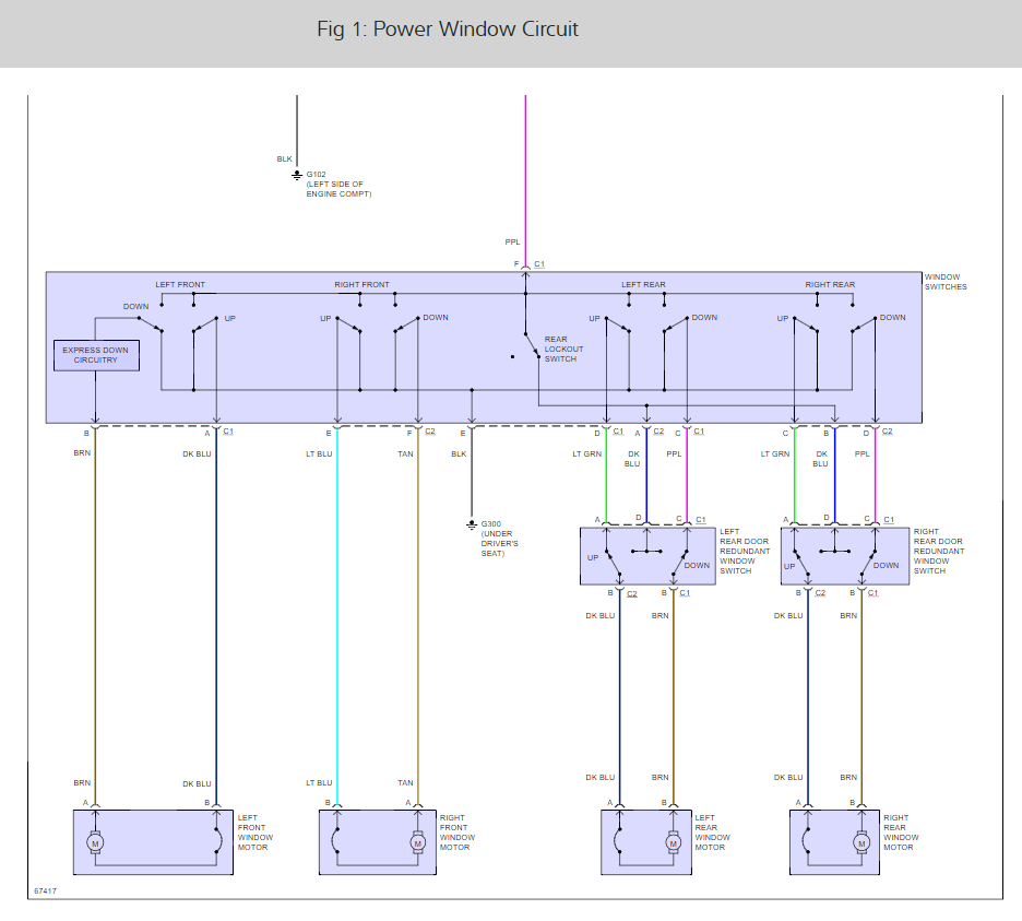 Diagram Together With Power Window Wiring Diagram On Electric Motor