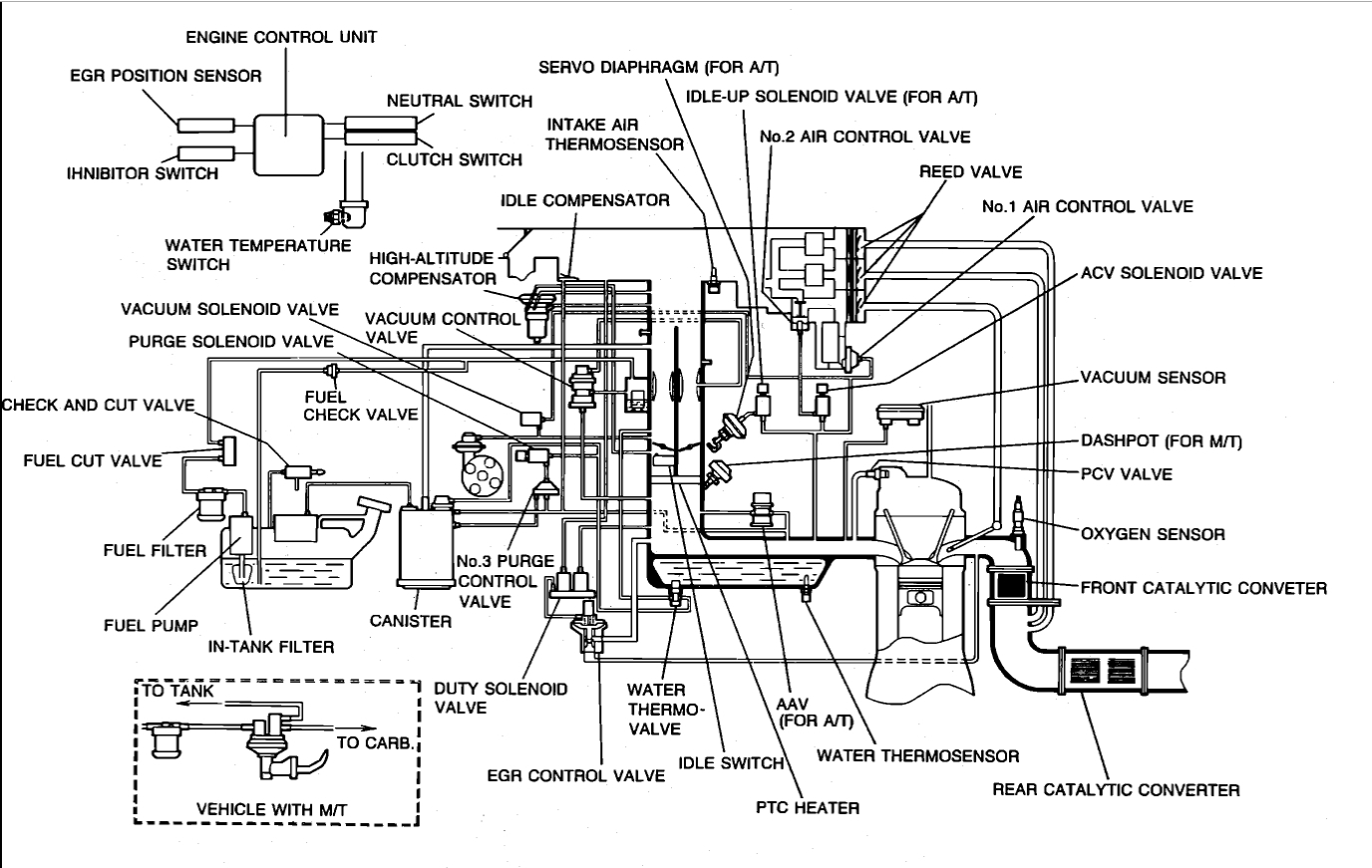 16 Valve Engine Diagram