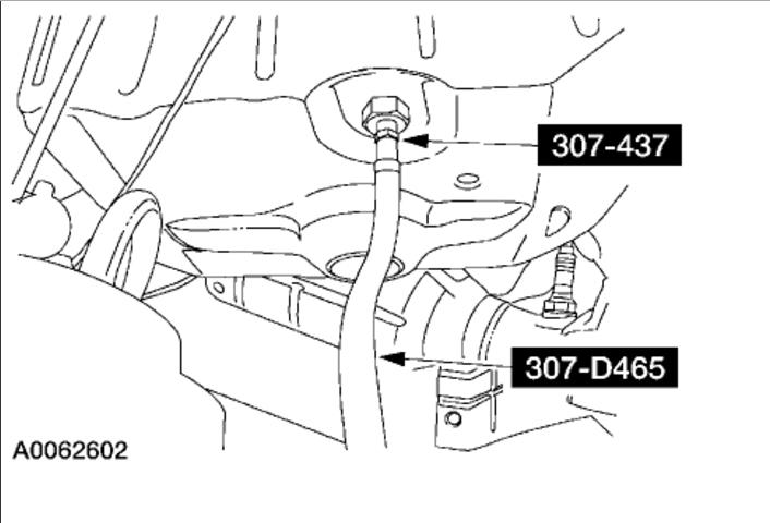How To Add Trans Fluid  Transmission Problem 6 Cyl Four