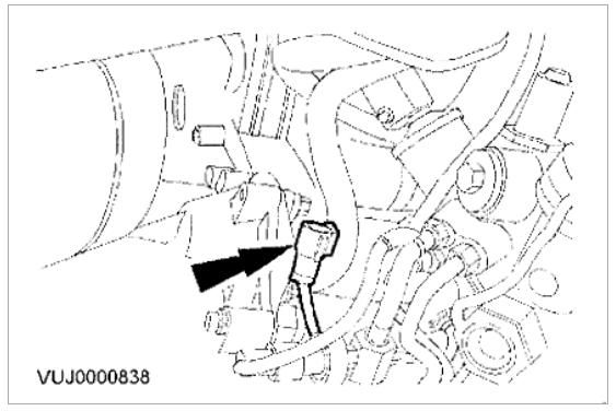 How To Change Starter Motor Engine Mechanical Problem V8 Two