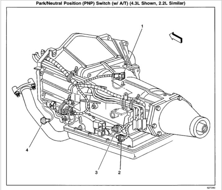 Won U0026 39 T Go In Reverse  Transmission Problem 6 Cyl Four Wheel