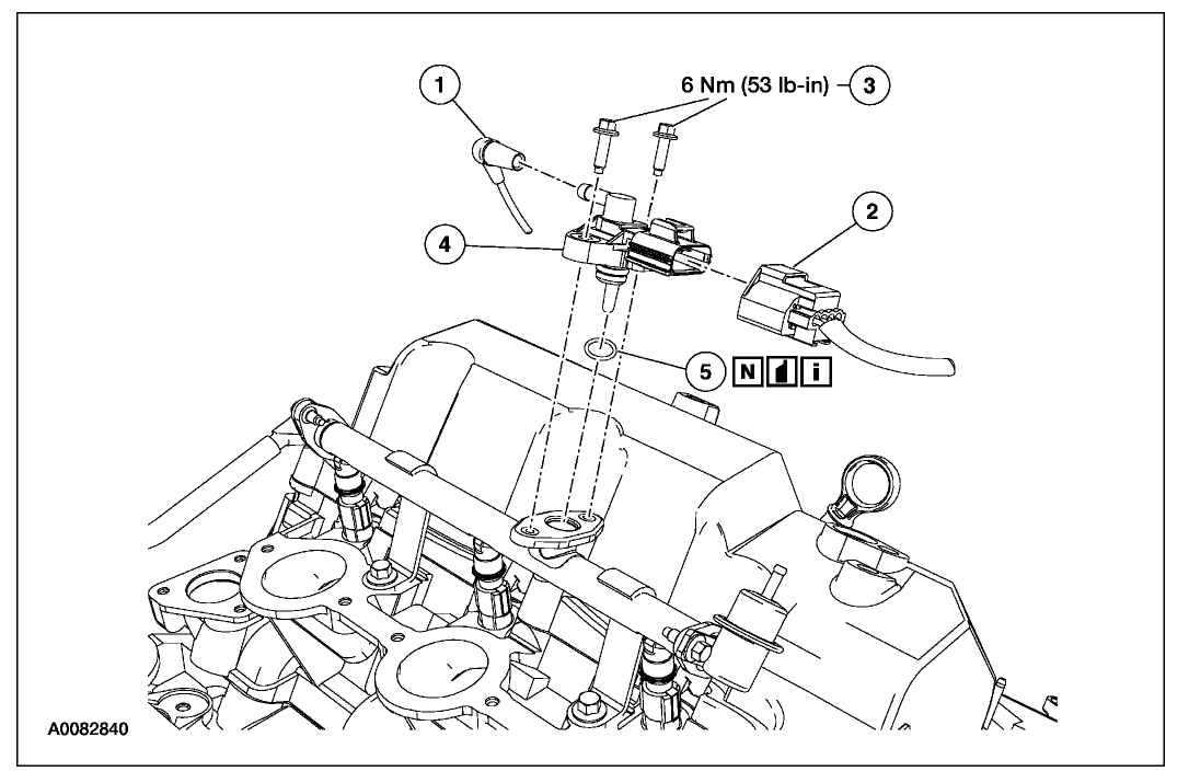 Fuel Rail Pressure Sensor Location Wiring Diagrams Image