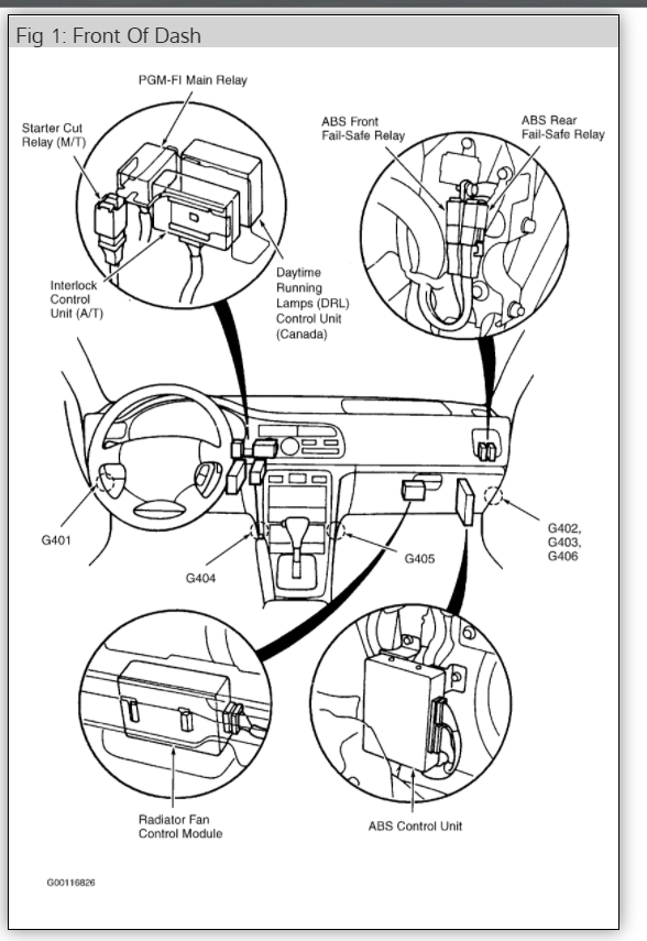 wiring diagram flasher relay honda accord 98
