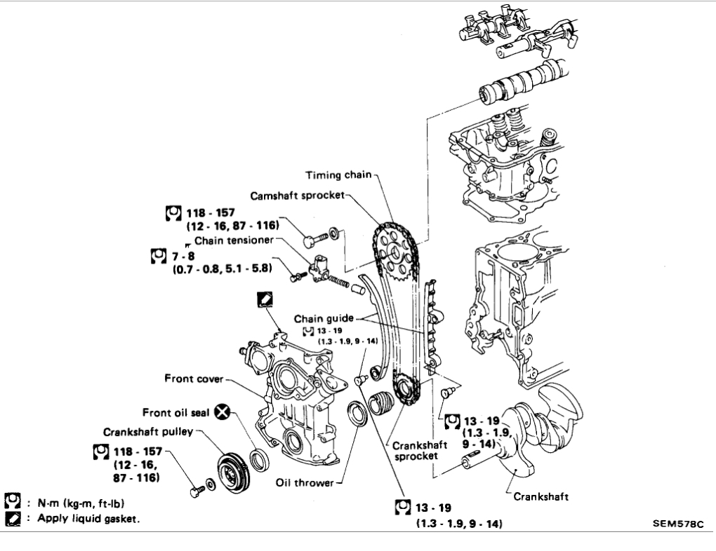 Ka24e Engine Diagram | Wiring Library