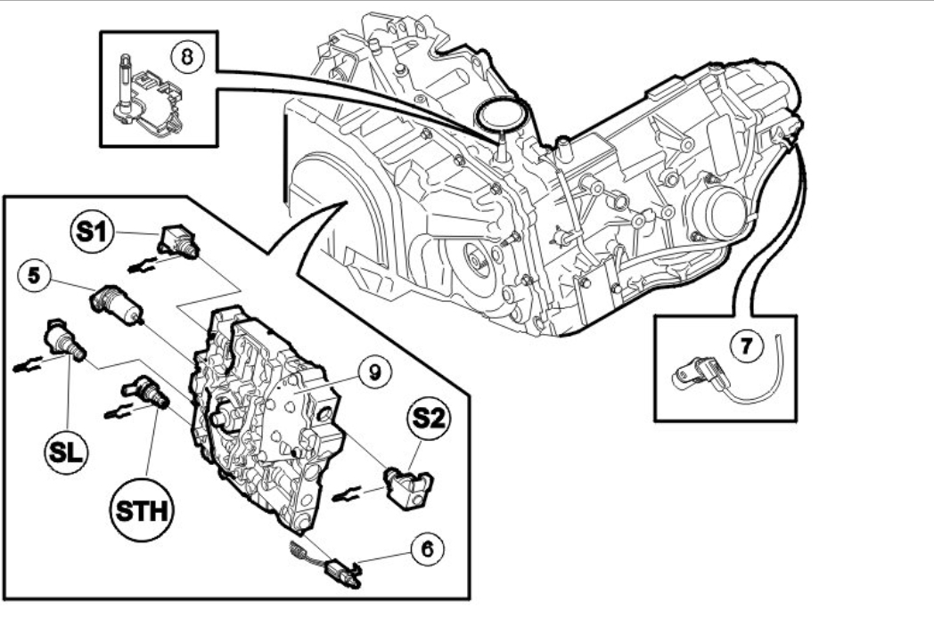volvo xc90 v8 engine diagram
