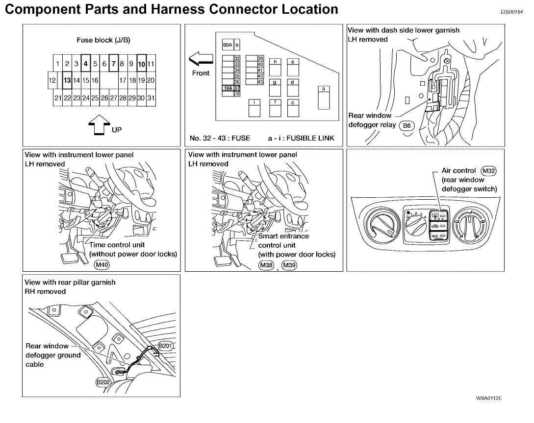 Cooling Fan Relay Location Where Is The Radiator 2013 Nissan Sentra Fuse Box Thumb