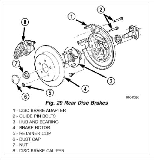 Strange Pt Cruiser Wheel Bearing Diagram Basic Electronics Wiring Diagram Wiring 101 Vihapipaaccommodationcom