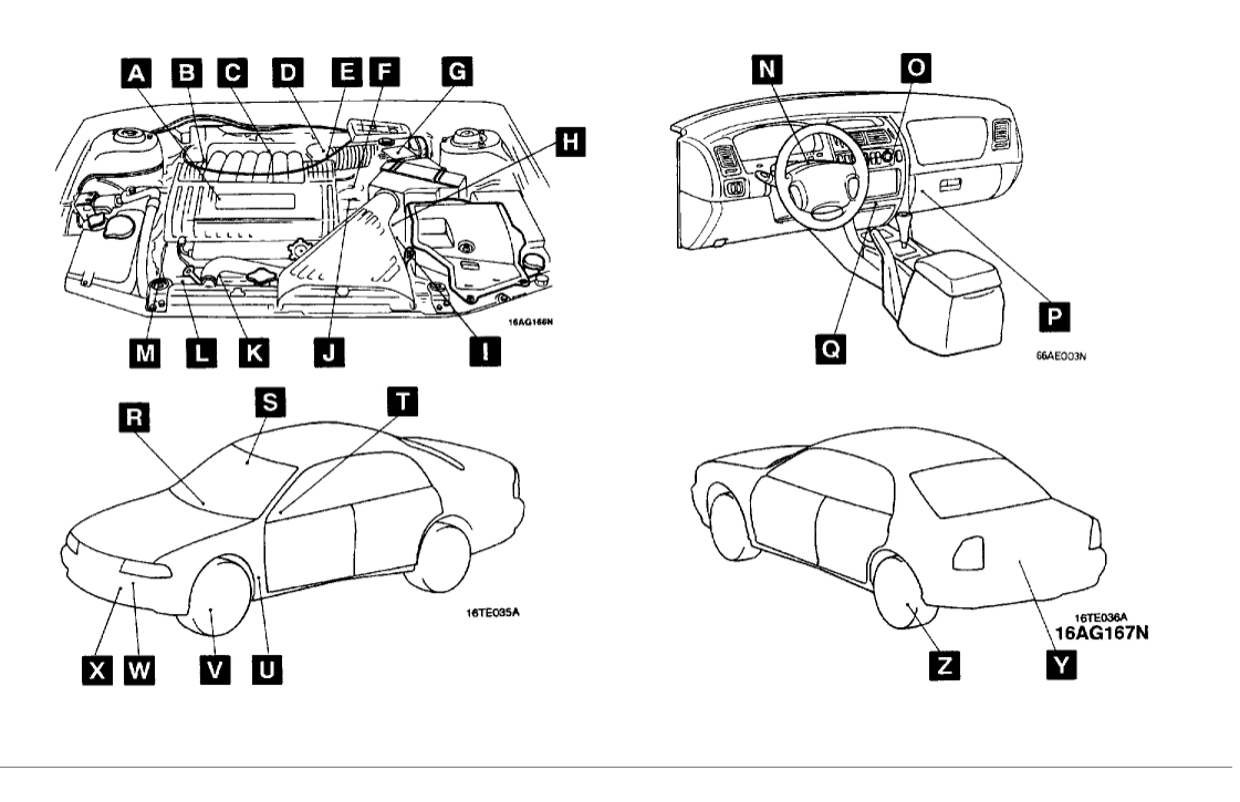 pontiac 3400 aztek engine diagram