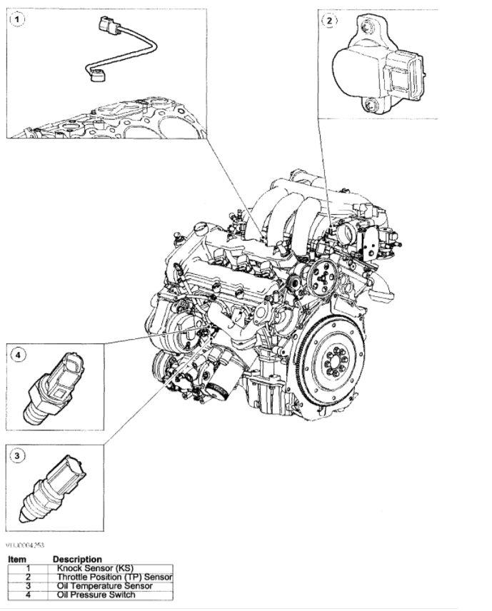 jaguar x type engine diagram knock sensor where is the knock sensor located on a 2002 jaguar x  knock sensor located on a 2002 jaguar x