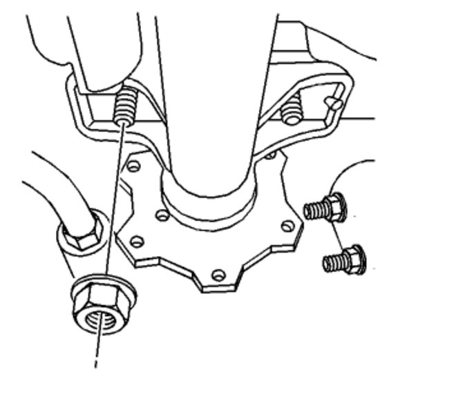 Oil Pan Removal Instructions For Remove Bolts Oil Pan Chevrolet