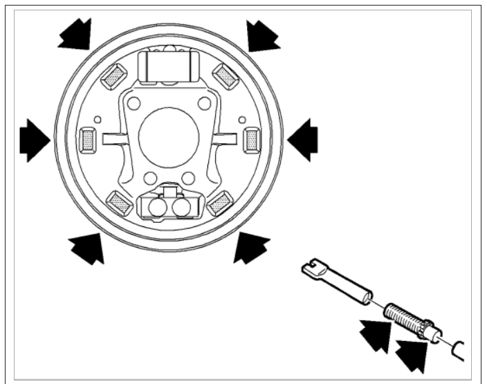2003 Saturn L200 Rear Brakes Diagram